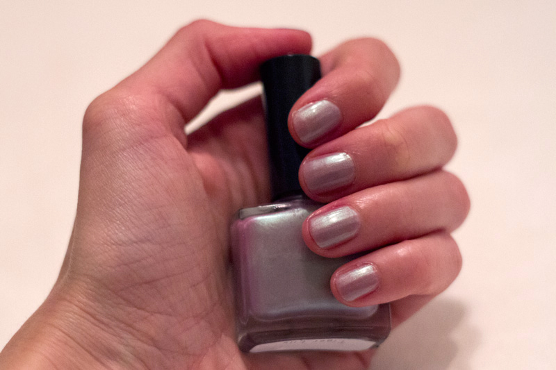 Femme Fatale Tiger Lily nail polish – swatched