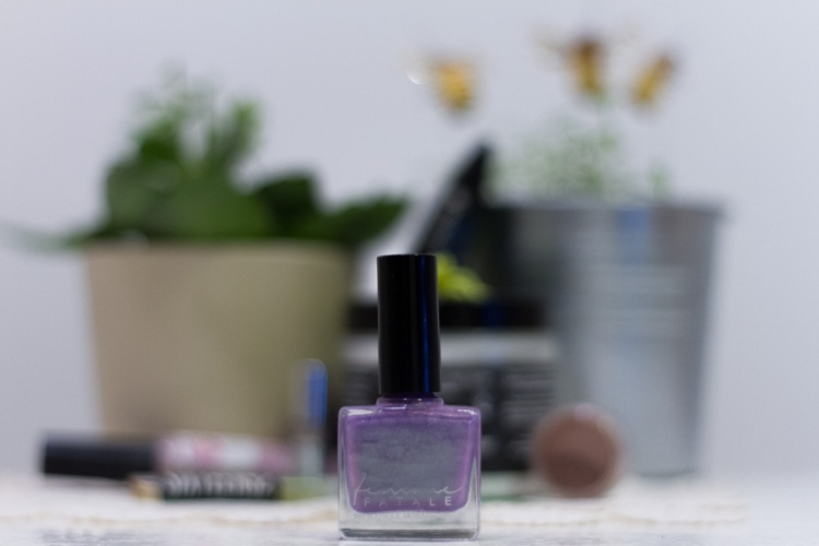 Femme Fatale Glass Coffin Nail Polish